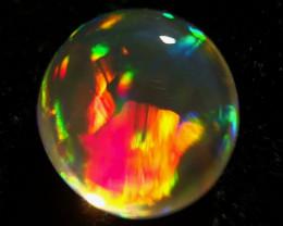 Brilliant Mexican 0.915ct Crystal Opal (OM)