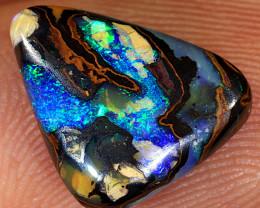 4.7ct 13x11mm Koroit Boulder Opal [LOB-2533]