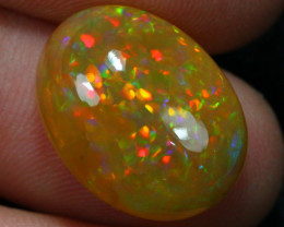 7.87cts Natural Ethiopian BIG SIZE Welo Opal FH05