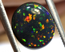 N1 - 3.28CTS QUALITY BLACK OPAL DOUBLEDSIDED STONE INV-