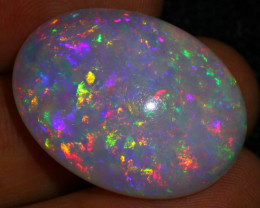 21.24cts Ethiopian Welo Solid Polished Opal / RN302