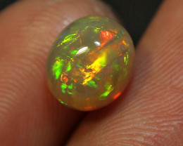 2.40CRT BRILLIANT BRIGHT BROAD STREEP WELLO OPAL