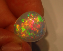 10.5ct 1 in a Thousand Supreme Blazing Welo Solid Opal