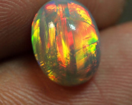 2.25crt AMAZING BROAD STREEP WELLO OPAL