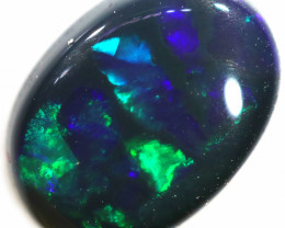 1.04 CTS BLACK OPAL STONE -LIGHTNING RIDGE- [LRO442]