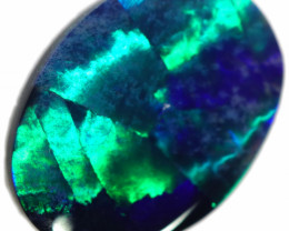 2.62 CTS BLACK OPAL STONE -LIGHTNING RIDGE- [LRO453]