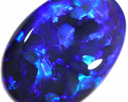 29.23 CTS BLACK OPAL STONE -LIGHTNING RIDGE- [LRO460]