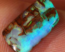3.4ct 12x7mm Yowah Boulder Opal [LOB-2554]