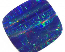 19.97 CTS   GREAT SIZE OPAL DOUBLET TOP FLASHES OF COLOUR S1125