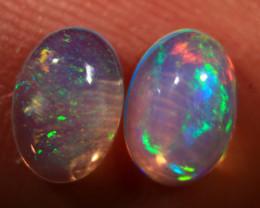 NR   FC 765  Cts 1.00  Ethiopian Wello Opals - PAIR