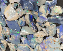 445 Carats of Solid/Natural Lightning Ridge Rough Opal; #238