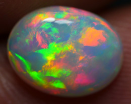 1.20 CRT BRILLIANT ROLLINGFLASH PATCHWORK PATTERN PLAY MULTICOLOR WELO OPAL