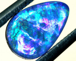 1.47 carats BOULDER OPAL POLISHED    LO-4977