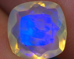 2.13 CT AAA Quality Faceted Cut Ethiopian Opal-BAF299