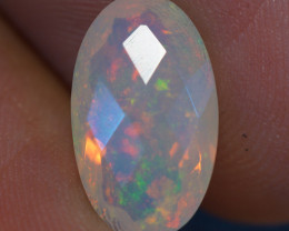 2.46 CT AAA Quality Faceted Cut Ethiopian Opal-BAF308
