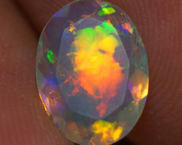 1.08 AAA Quality Welo Faceted Ethiopian Opal - BAF311