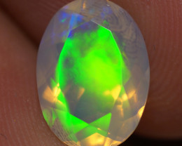 2.09 CT AAA Quality Welo Faceted Ethiopian Opal - BAF314