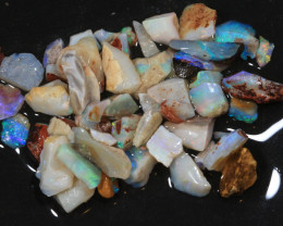 63.25ct Coober Pedy Rough Opal Parcel[21129]