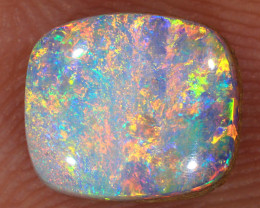 1.2ct 7.5x6.5mm Crystal Pipe Boulder Opal  [LOB-2562]