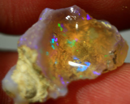 NR   Cts  6.30  FC 771  Rough Ethiopian Wello Opal  -   Gem Grade