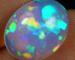 Video - 4.25cts 3D Cell and Puzzle Pattern Natural Ethiopian Welo Opal