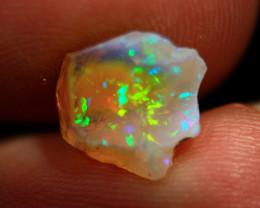 NR   Ct.  2.50  ST 8 Rough Ethiopian Wello Opal  -   Gem Grade