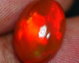 2.80 CRT AMAZING DARK BASE 5/5 FULL RED NEON WELO OPAL*K62