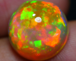 8.40 CRT AWESOME ROUND PUZZLE PATTERN MULTICOLOR WELO OPAL-