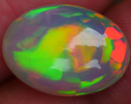 7.50 CRT GORGEOUS 5/5 BROADFLASH NEON FULL COLOR WELO OPAL-