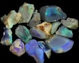 4165.00 CTS COLOURFUL OPAL ROUGH MINE RUN FROM LIGHTNING RIDGE[BRP161]