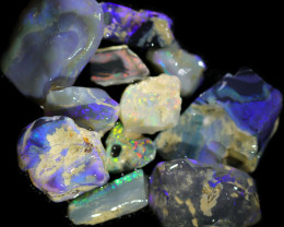 3410.00 CTS COLOURFUL OPAL ROUGH MINE RUN FROM LIGHTNING RIDGE[BRP167]
