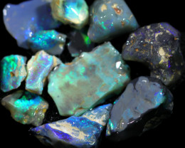 3355.00 CTS COLOURFUL OPAL ROUGH MINE RUN FROM LIGHTNING RIDGE[BRP174]