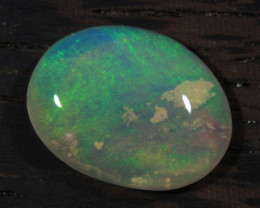 1.85ct -TURACOVERDIN- Coober Pedy Crystal opal [21184]