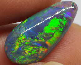 3.70CT BLACK OPAL  LIGHTNING RIDGE RE531