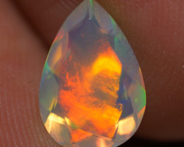 1.26 CT AAA Quality Faceted Cut Ethiopian Opal-BAF473