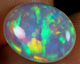 Video - 3.50cts Cell and Flagstone Pattern Natural Ethiopian Welo Opal