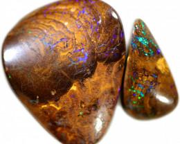 56.00 cts AmazingBoulder opal WS518