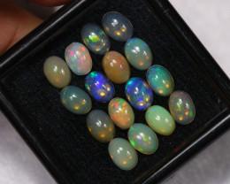 8.27cts Ethiopian Welo Opal Parcel Lot / UM08