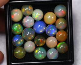 20.92cts Ethiopian Welo Opal Parcel Lot / UM21