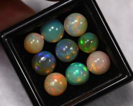 8.01cts Ethiopian Welo Opal Parcel Lot / UM28