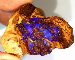 120 CTS Natural Yowah Boulder Opal Rough [BSR-0001]