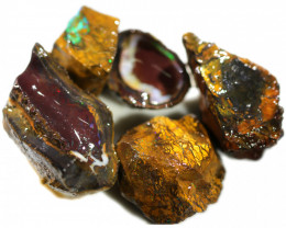 4350.00 cts Parcel Yowah Nuts Cracked Open By Opal Miner MM 2310