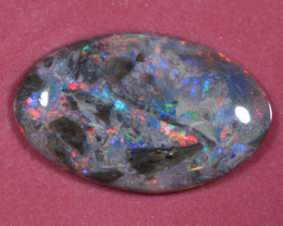 "3.95ct -""Bamboléo"" - Lightning Ridge Opal [21212]"