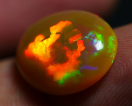 5.75 CRT DARK BROWN ROLLING FLASH 3D NEON PATTERN PLAY COLOR WELO OPAL-
