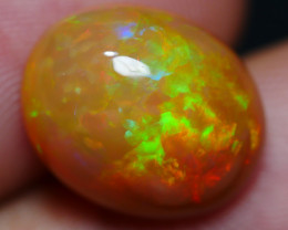 4.35 CRT GORGEOUS DARK BASE BROAD FLASH PUZZLE PATTERN PLAY COLOR WELO OPAL