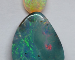 9.20CT QUEENSLAND BOULDER OPAL AA355