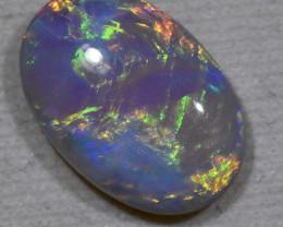 6.76cts Lightning Ridge Black Opal (R2907)