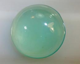 0.48 carats Peruvian AA grade Blue Opal Cabachon ANO 571