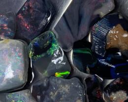 118 Carats of Lightning Ridge Opal Rubs,#300