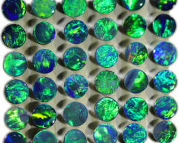 3.57 CTS OPAL DOUBLET PARCEL CALIBRATED [SEDA2028]